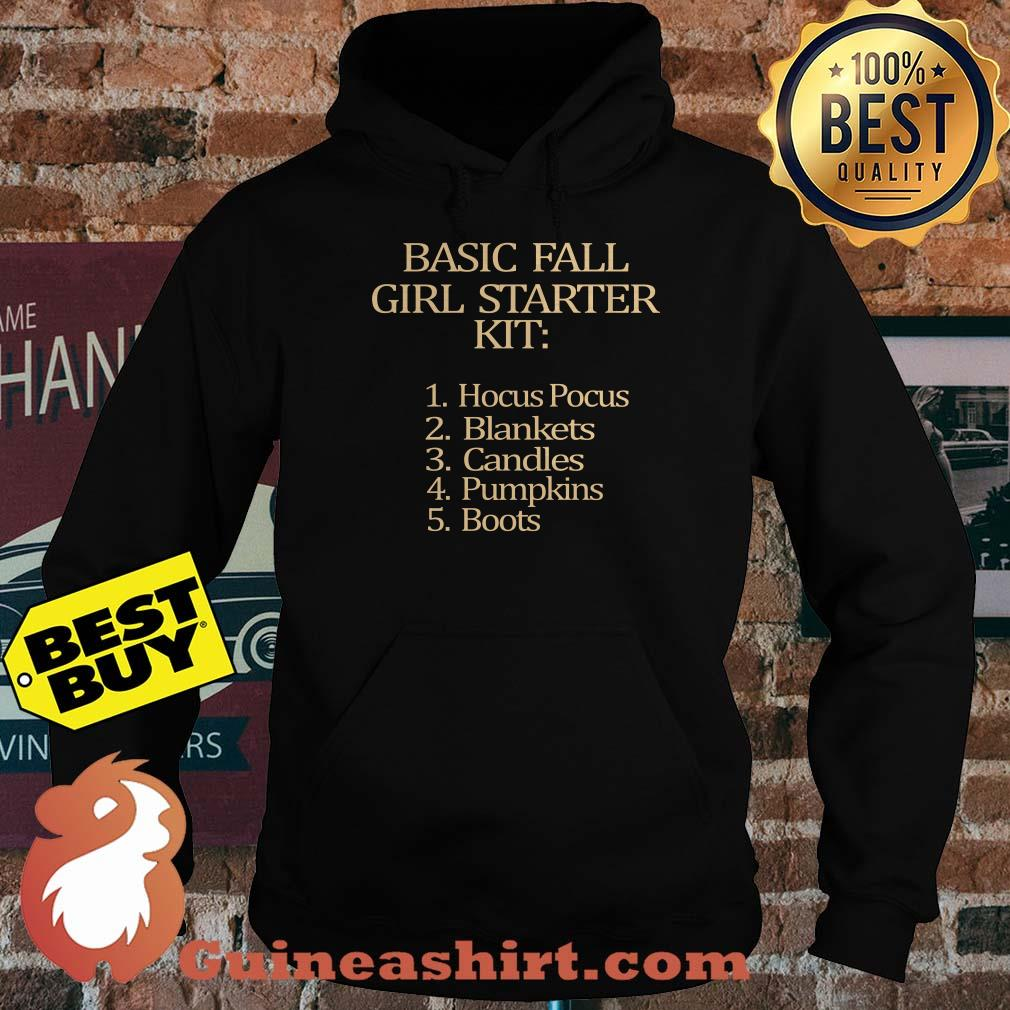 Basic fall Girl starter Kit Hocus Pocus Blankets Candles Pumpkins Boots hoodie