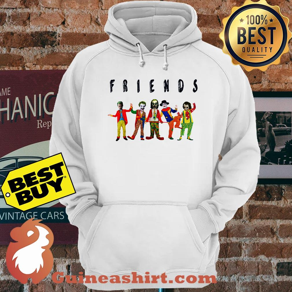 Friends Joker all characters hoodie