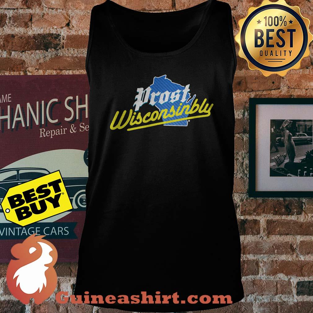 Official Prost wisconsinbly tank top
