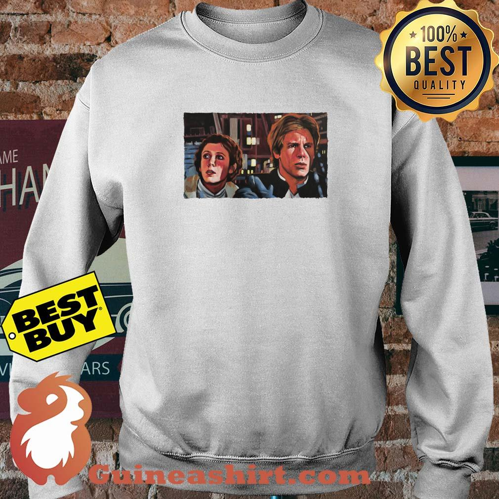The Princess and The Smuggler sweastshirt