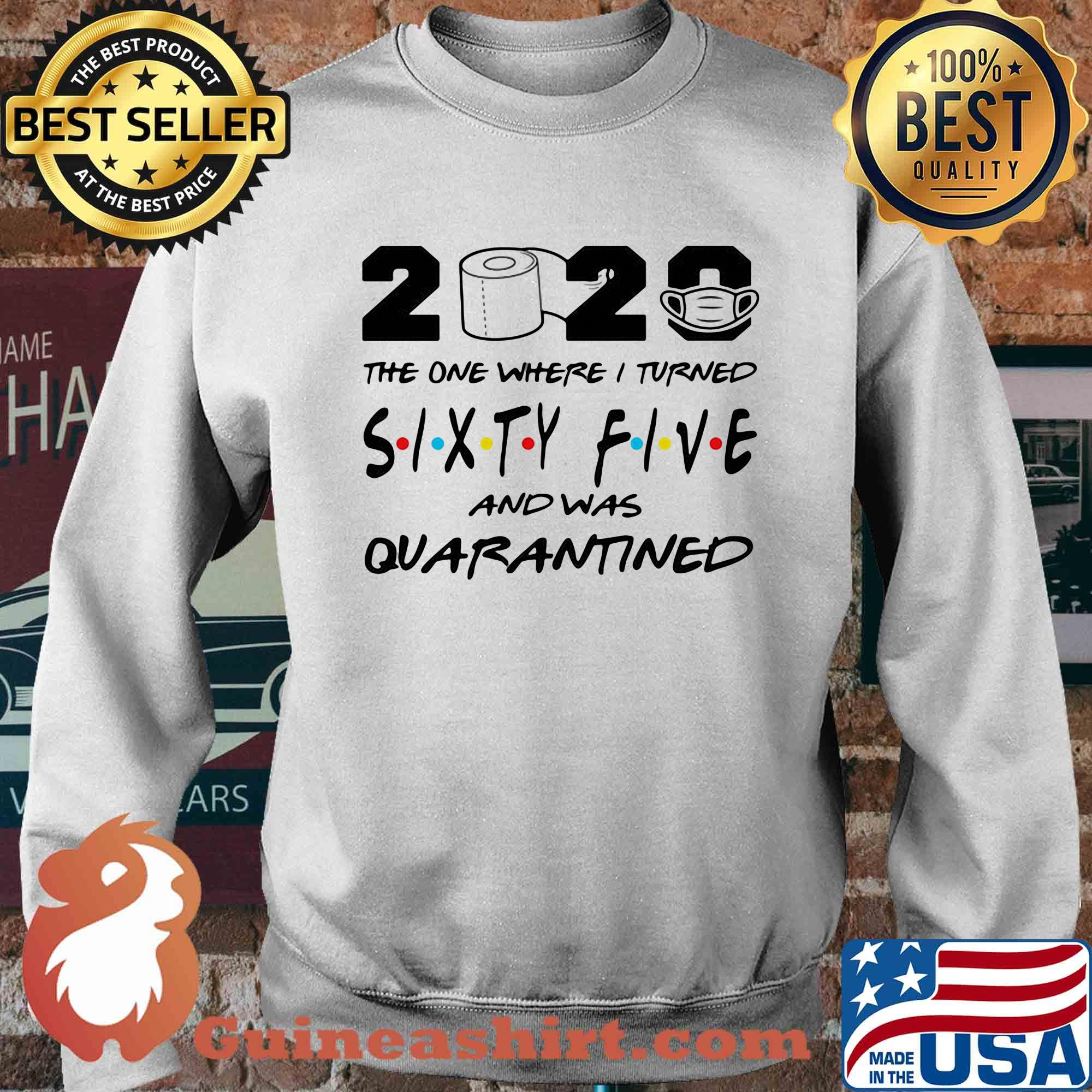 2020 the one where I turned sixty five and was quarantined s Sweater