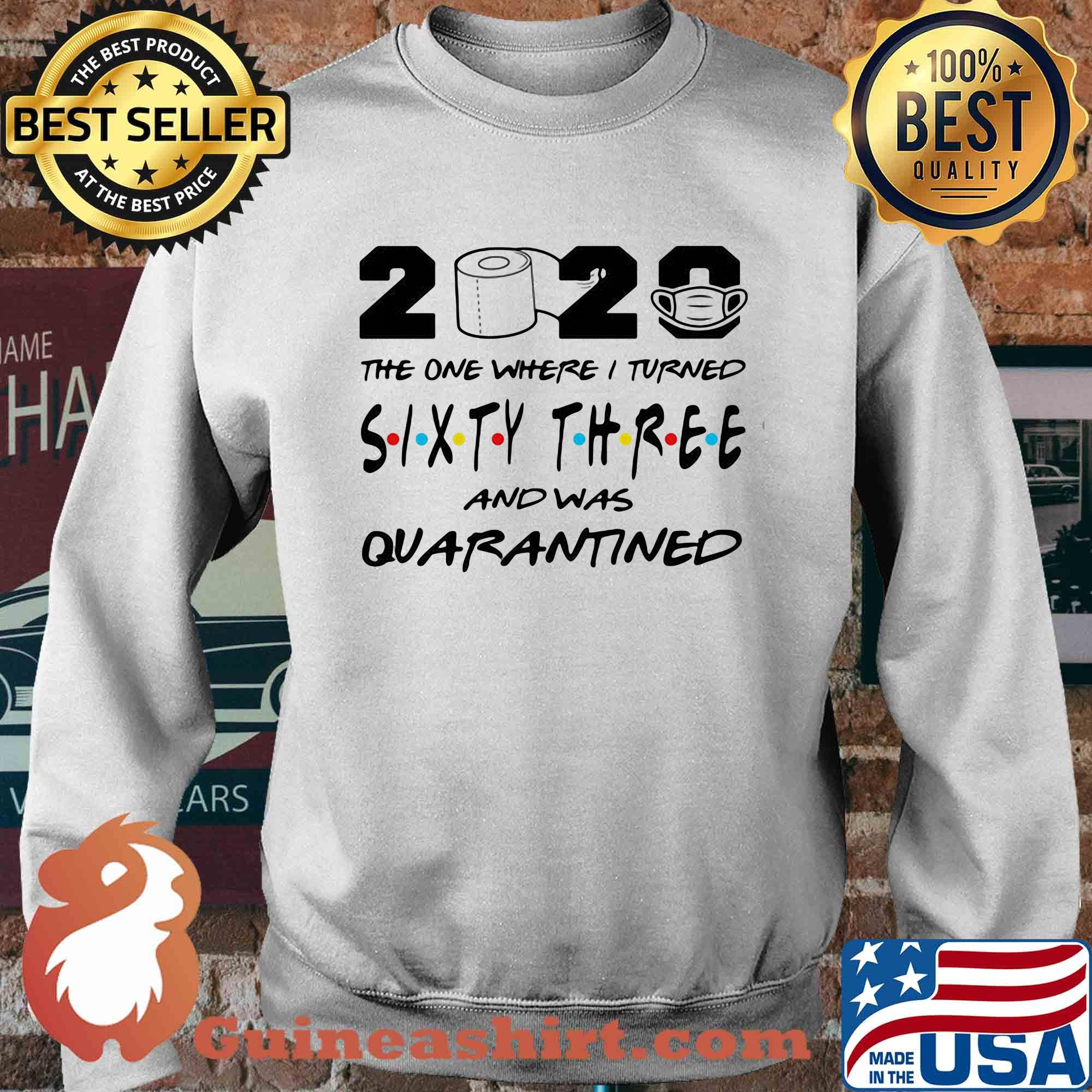 2020 the one where I turned sixty three and was quarantined s Sweater