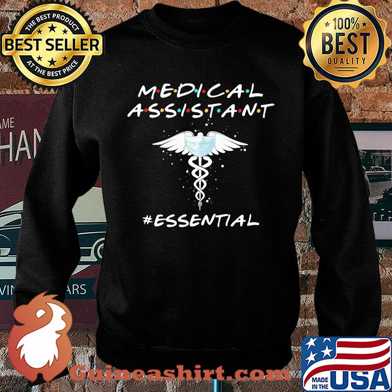 medical assistant mask essential s Sweater