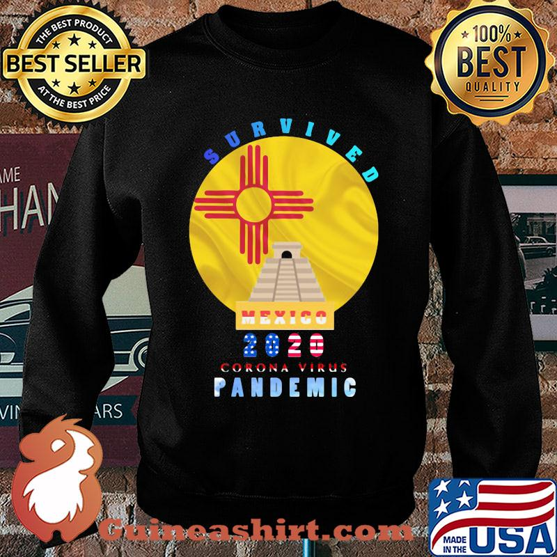 Survived mexico 2020 corona virus pandemic s Sweater