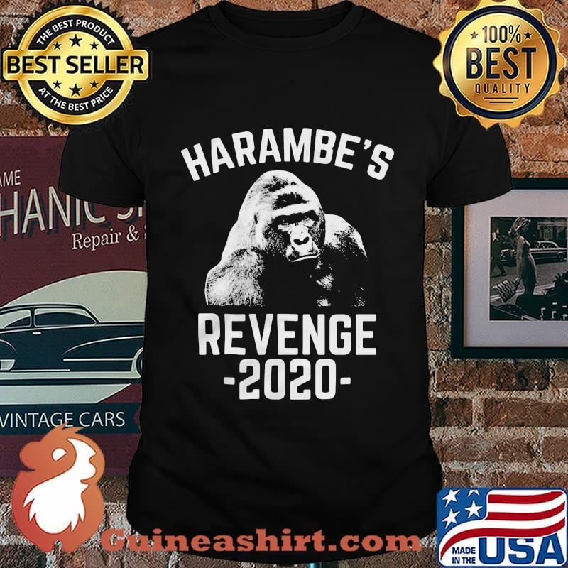 Official Harambe's Revenge 2020 Shirt