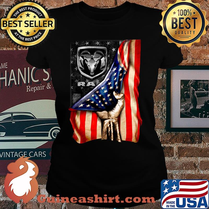 Ram trucks american flag independence day s Laides