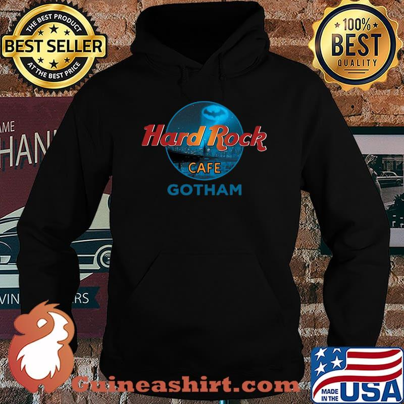 Official Hard Rock Cafe gotham s Hoodie