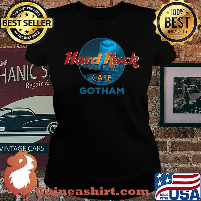 Official Hard Rock Cafe gotham s Laides