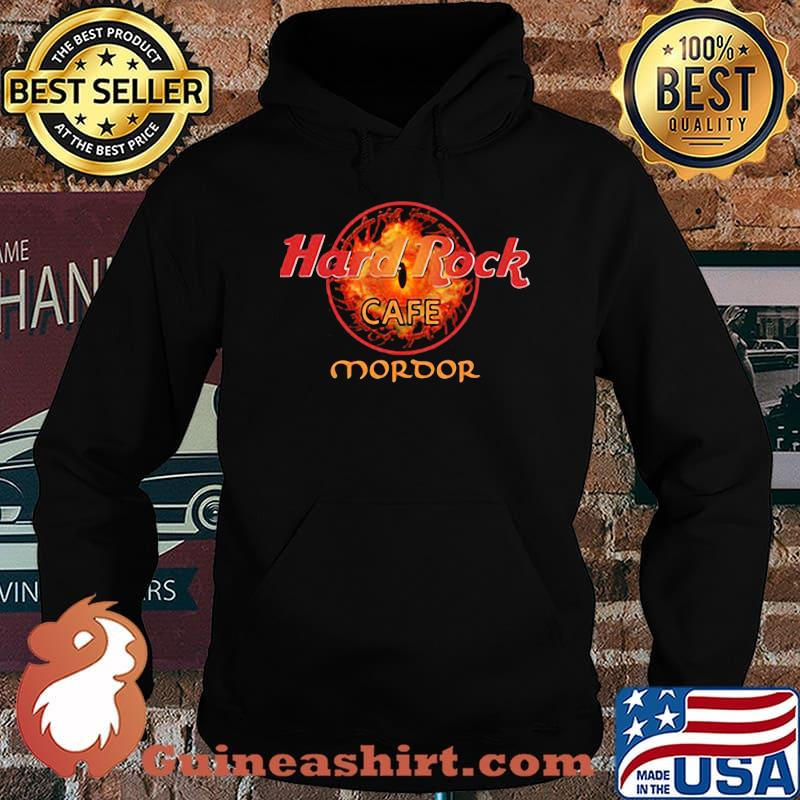 Official Hard Rock cafe Mordor s Hoodie
