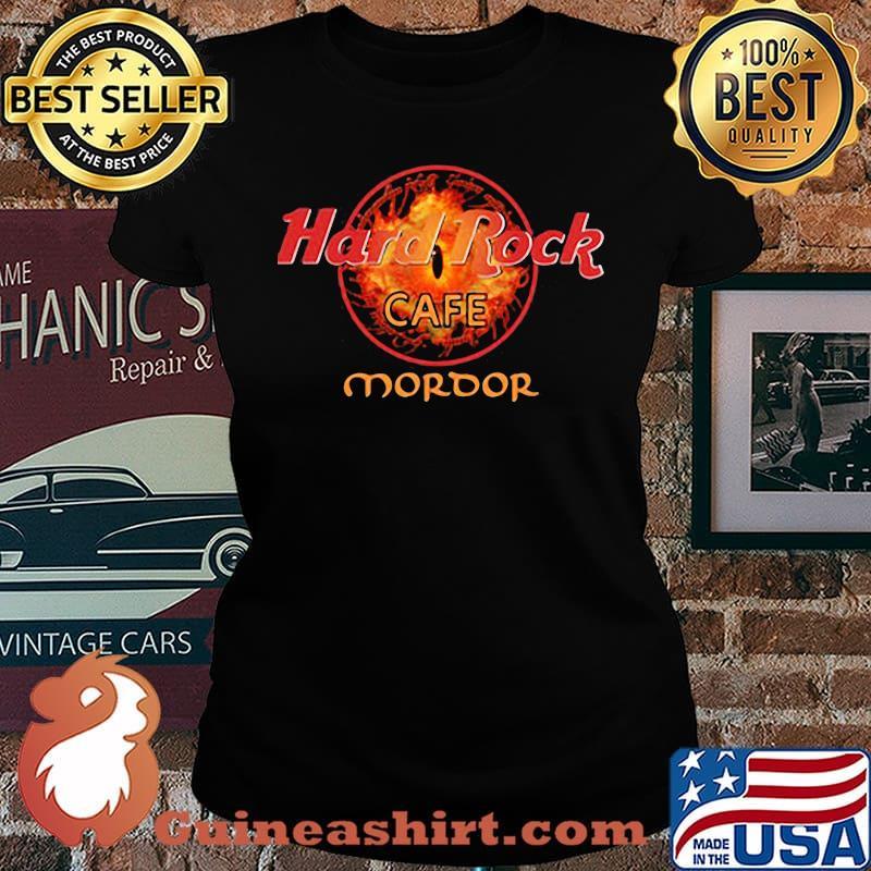 Official Hard Rock cafe Mordor s Laides