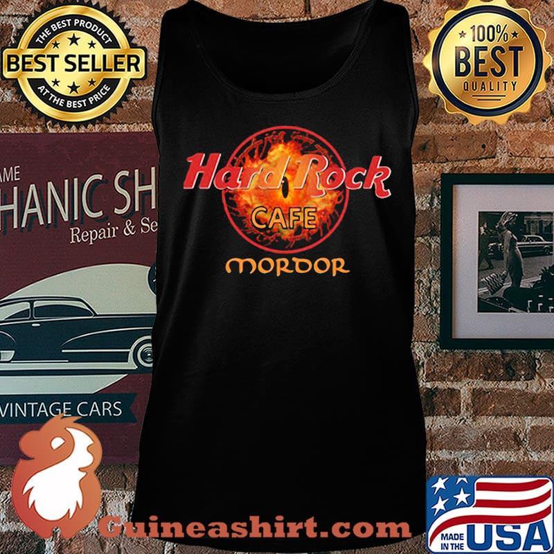 Official Hard Rock cafe Mordor s Tank top