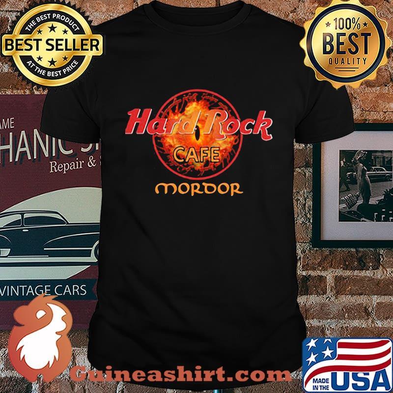 Official Hard Rock cafe Mordor shirt