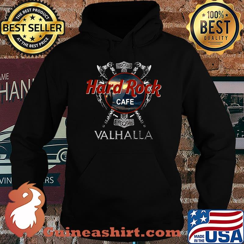 Official Hard Rock cafe Valhalla s Hoodie