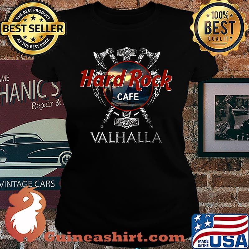 Official Hard Rock cafe Valhalla s Laides