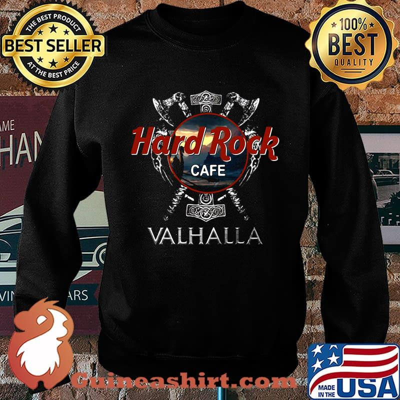 Official Hard Rock cafe Valhalla s Sweater