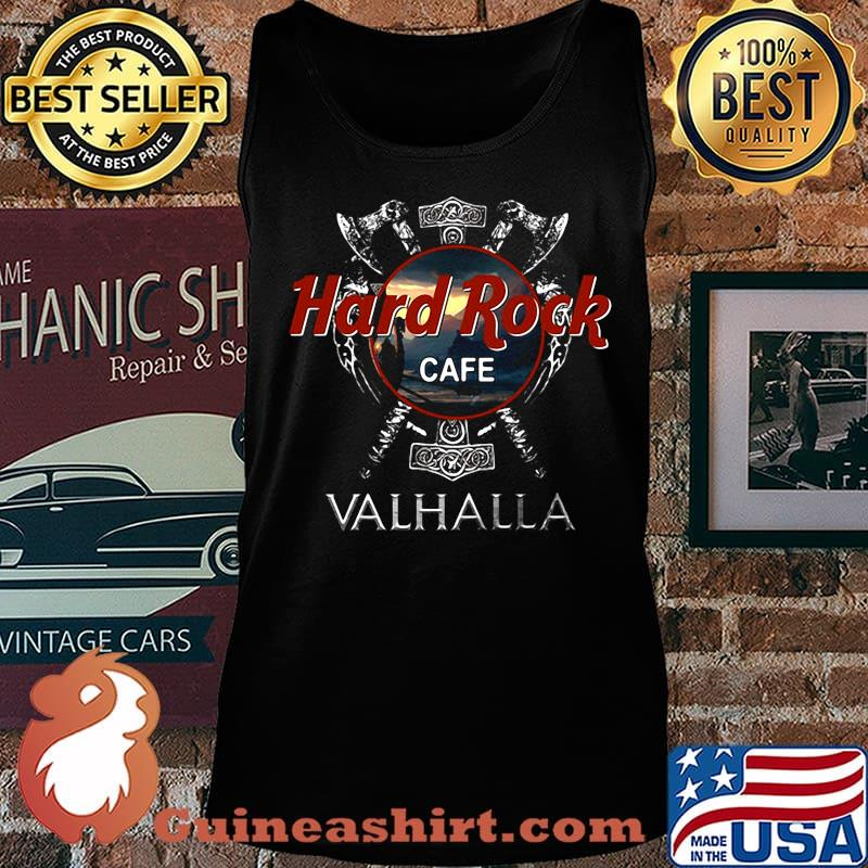 Official Hard Rock cafe Valhalla s Tank top