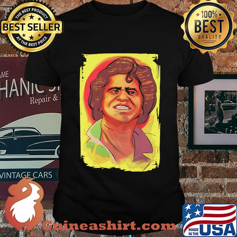 Official James Brown picture shirt