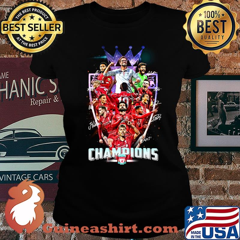 Hommes T-Shirt Champions Liverpool FC