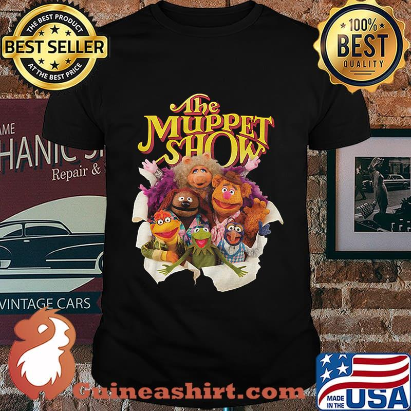 The Muppet show Wrestling Superheros Shirt