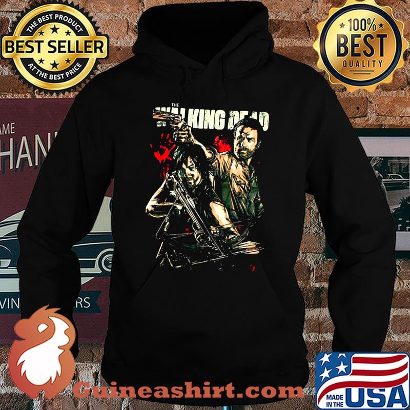 The Walking Dead Daryl and Rick s Hoodie