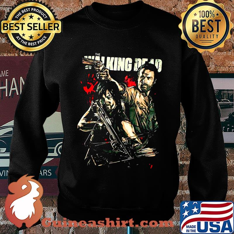 The Walking Dead Daryl and Rick s Sweater