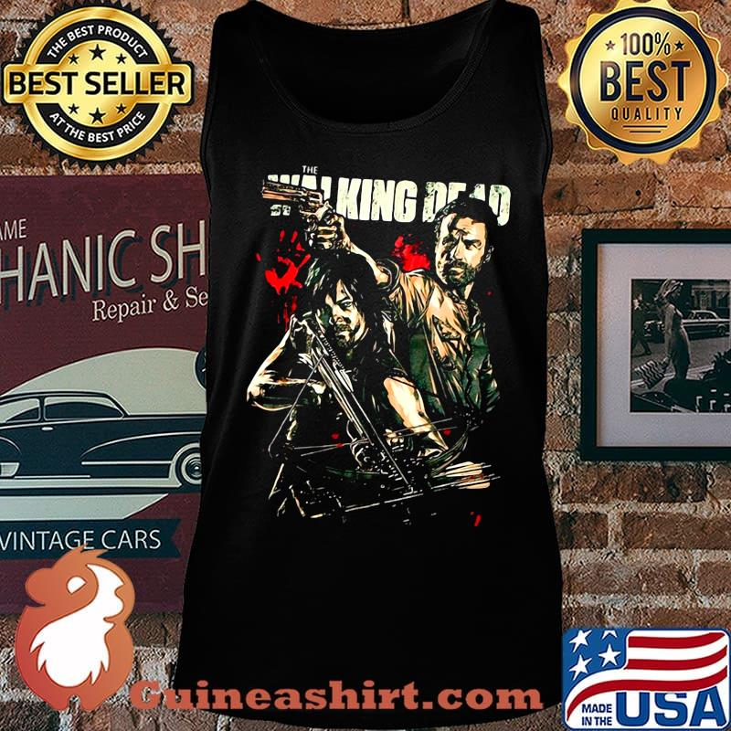 The Walking Dead Daryl and Rick s Tank top