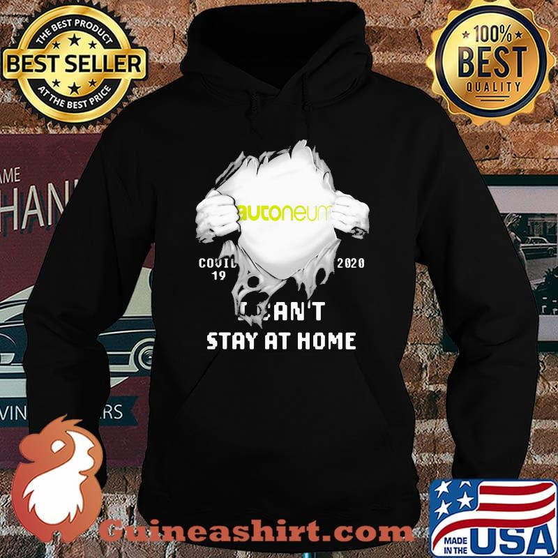 Autoneum Shut Down For Christmas 2020 Blood insides autoneum covid 19 2020 i can't stay at home shirt