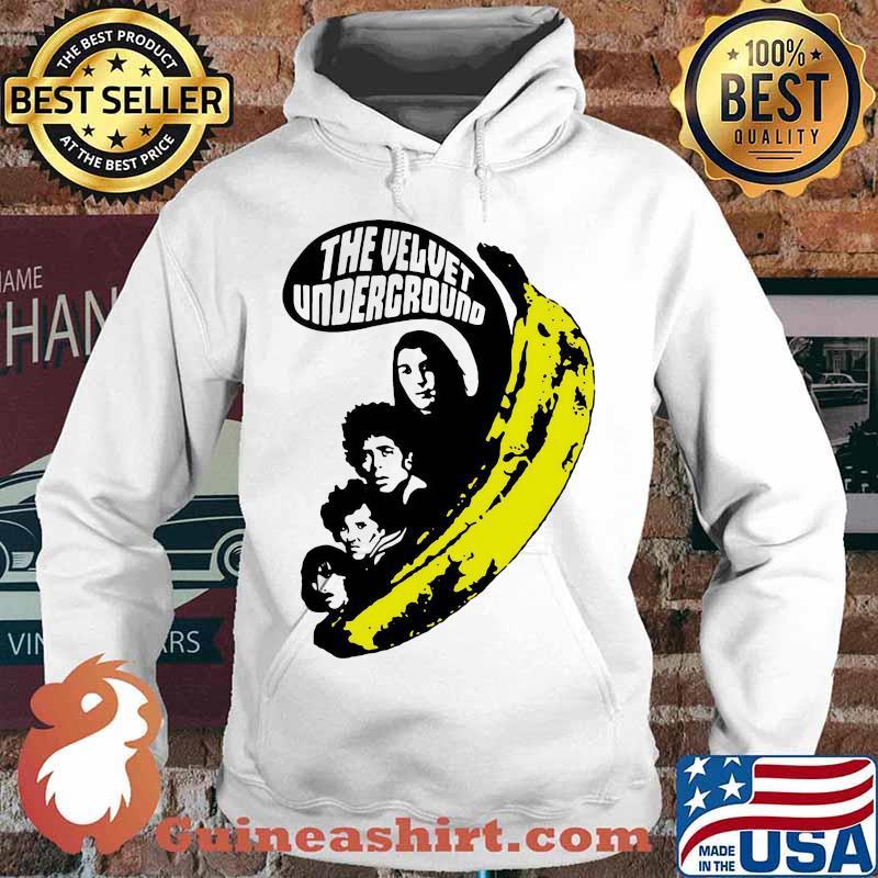 The velvet underground band members banana s Hoodie
