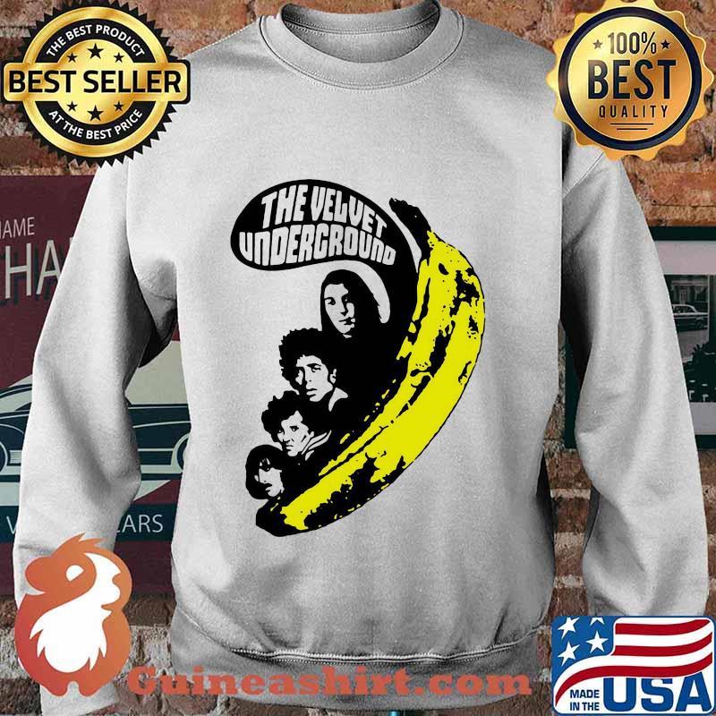 The velvet underground band members banana s Sweater
