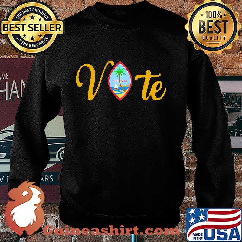 Vote guam where america's day begins s Sweater