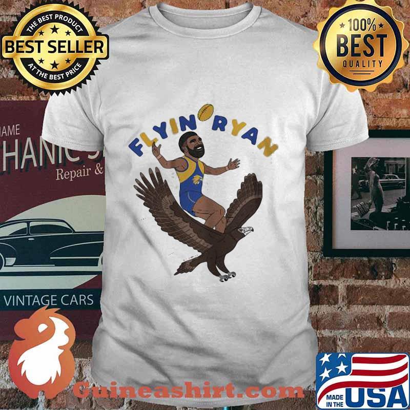 Eagles flying ryan football shirt