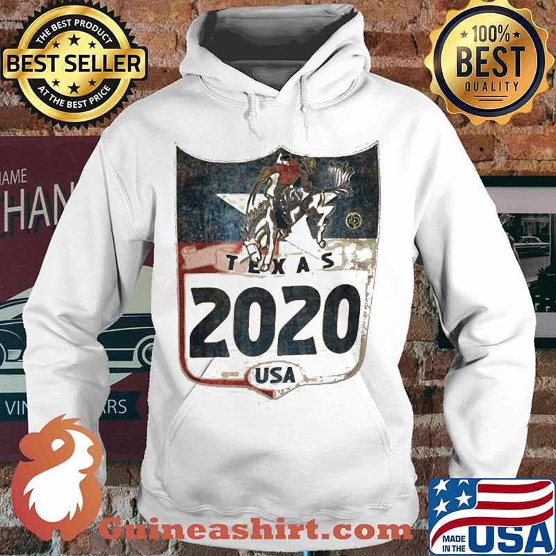 Horse and cowboys texas 2020 usa s Hoodie