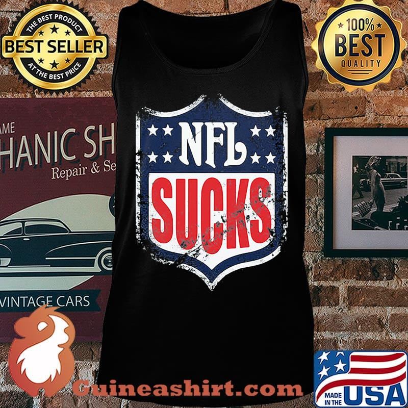 Nfl sucks football for america s Tank top