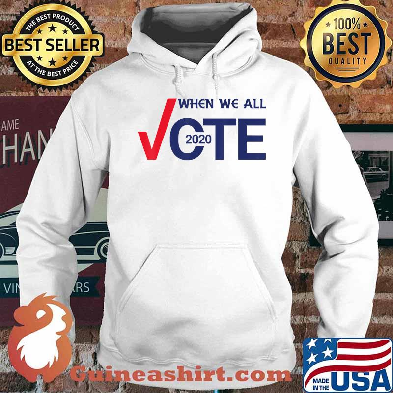 November Is Coming Shirt Midterms March T-Shirt Hoodie