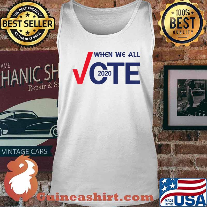 November Is Coming Shirt Midterms March T-Shirt Tank top