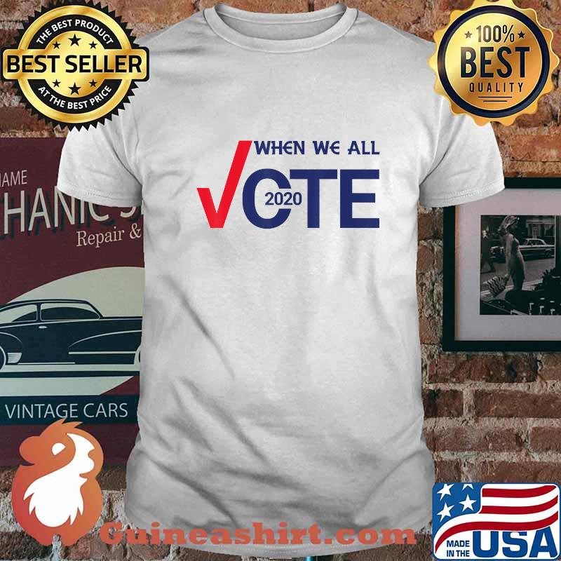 November Is Coming Shirt Midterms March T-Shirt