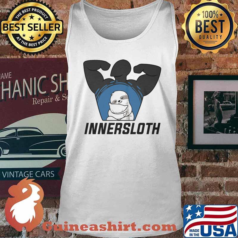 Official innersloth man strong symbol s Tank top