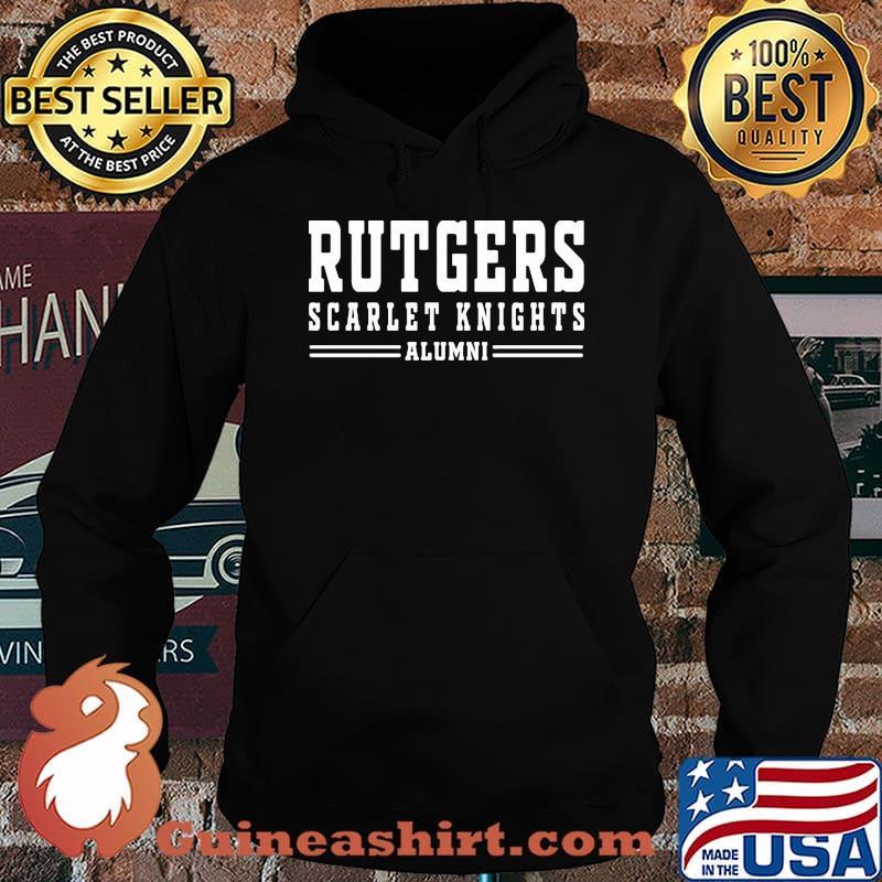 Rutgers scarlet knights alumni s Hoodie