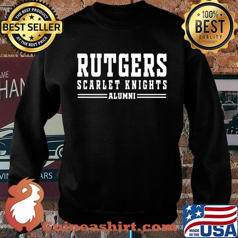 Rutgers scarlet knights alumni s Sweater
