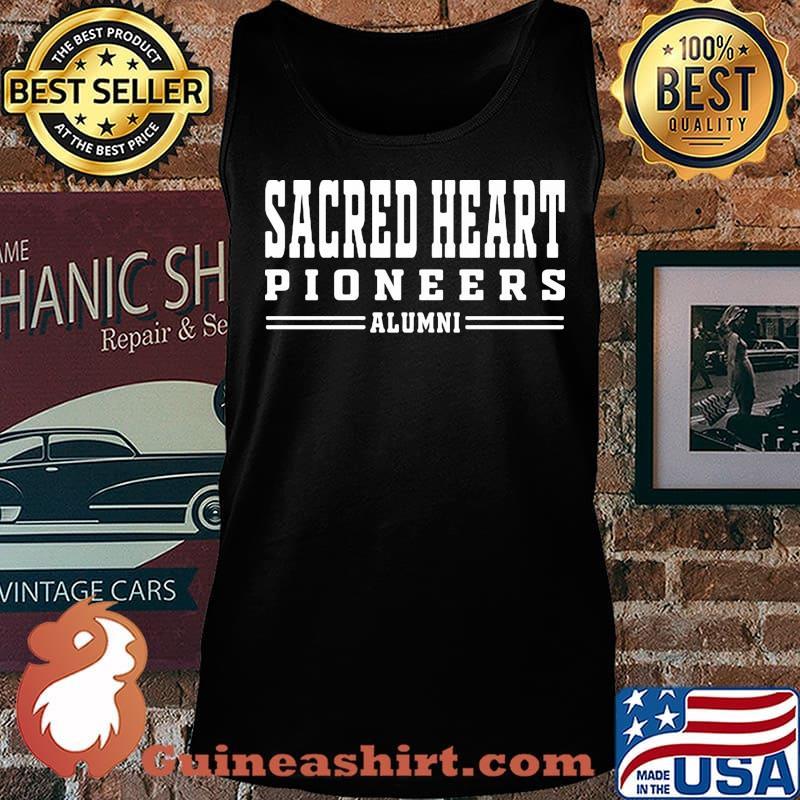 Sacred heart pioneers alumni s Tank top
