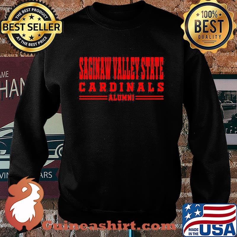 Saginaw state cardinals alumni s Sweater