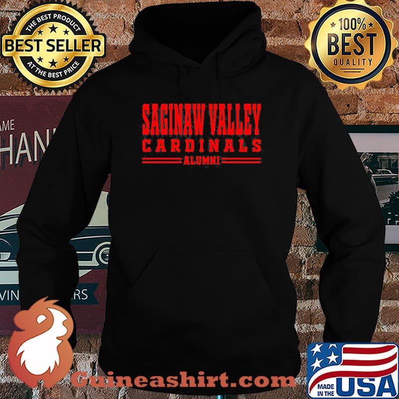 Saginaw valley cardinals alumni s Hoodie