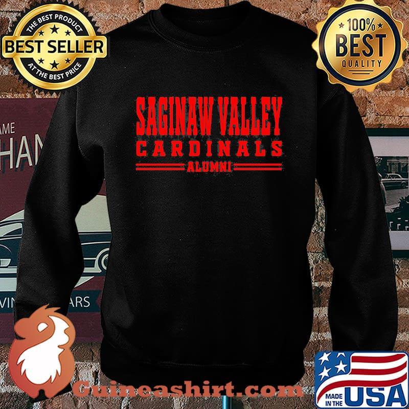 Saginaw valley cardinals alumni s Sweater