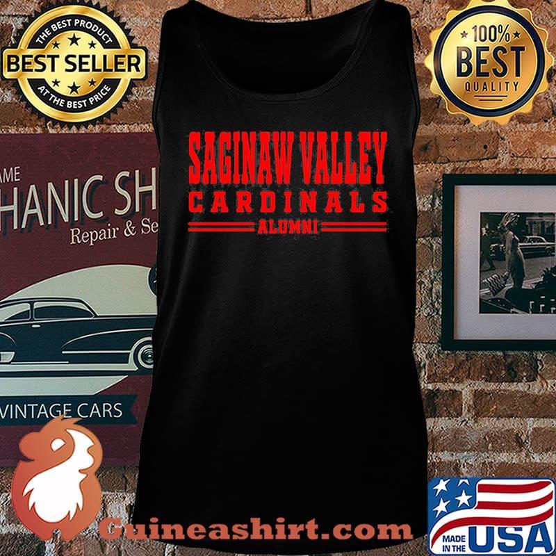 Saginaw valley cardinals alumni s Tank top