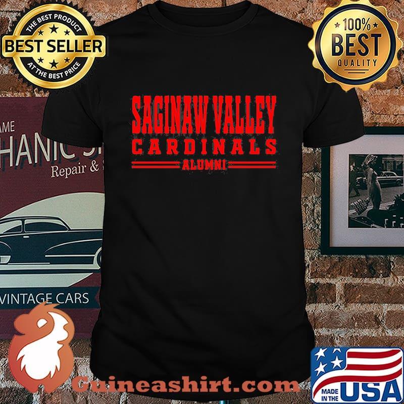 Saginaw valley cardinals alumni shirt