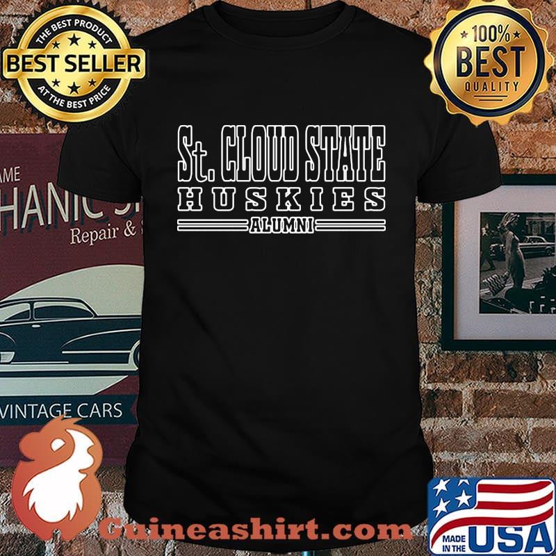 St cloud state huskies alumni shirt