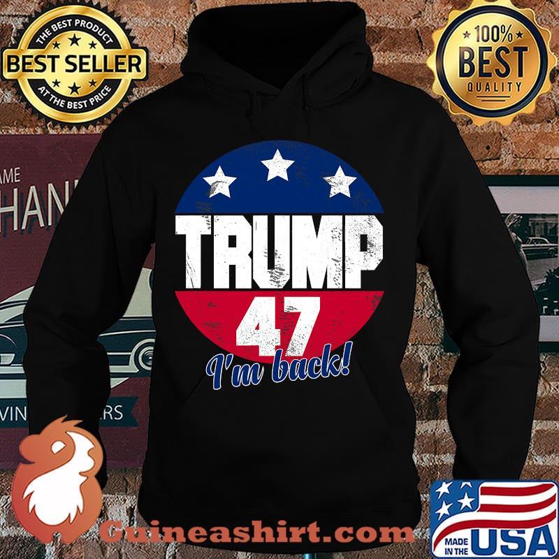 Donald trump 2024 election campaign president trump 47 vintage s Hoodie