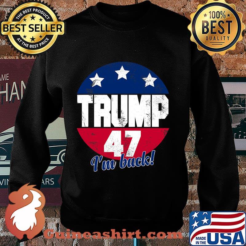 Donald trump 2024 election campaign president trump 47 vintage s Sweater