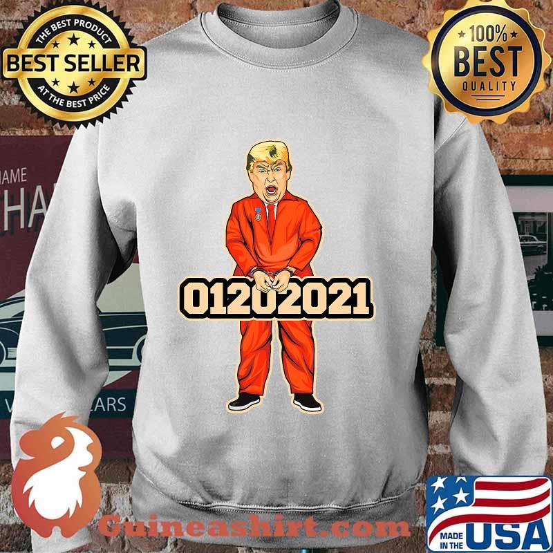 Donald trump inauguration day january 20 2021 inmate s Sweater