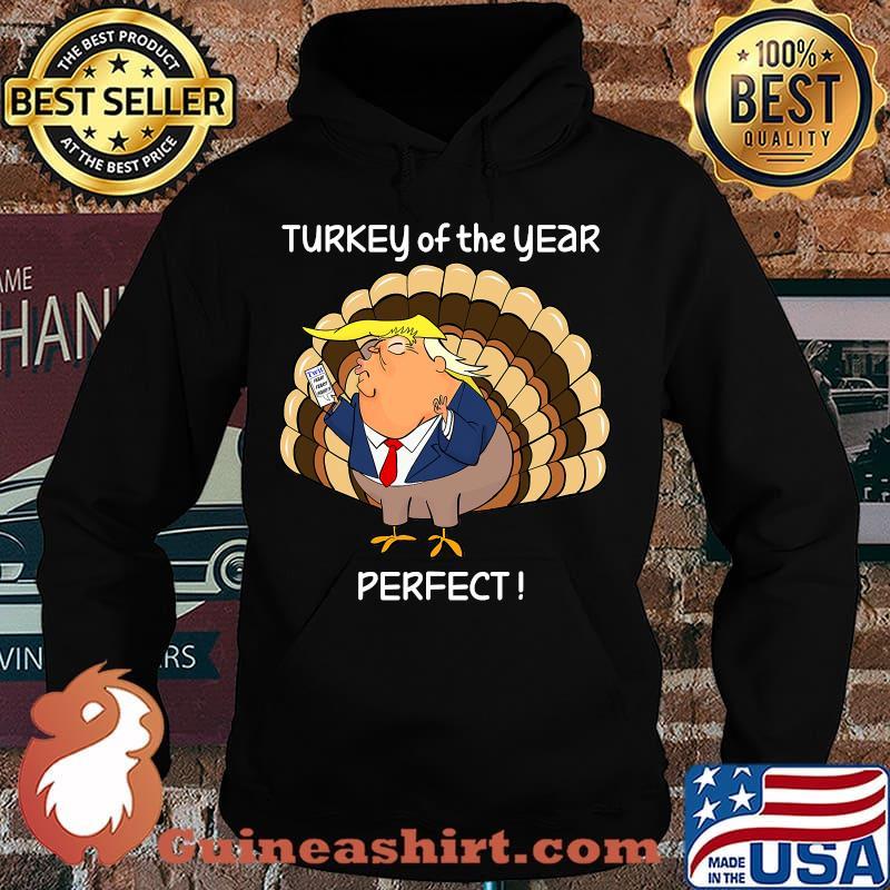 Donald trump thanksgiving day turkey s Hoodie